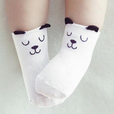 Cute Baby Socks Cartoon Comfy Cotton Ankle Sock NewBorn Infant Toddler Booties