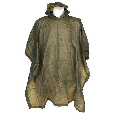 AIRSOFT Poncho light weight ONE SIZE MILSIM WATERPROOF M4
