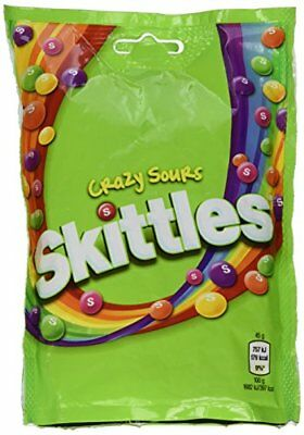 Skittles Crazy Sours Pouch 174 g