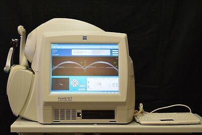 ZEISS VISANTE OCT Anterior Segment Imaging & Biometry