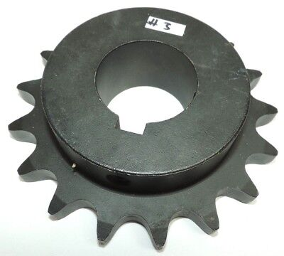 "MARTIN SPROCKET 80BS17HT 1-15/16"" Bore , 17 TEETH, 1"" PITCH, #80 CHAIN"