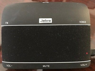 Jabra Freeway Bluetooth In-Car Speakerphone - Used but in Excellent Condition