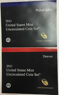 2011 US Mint Set In Original Government Packaging
