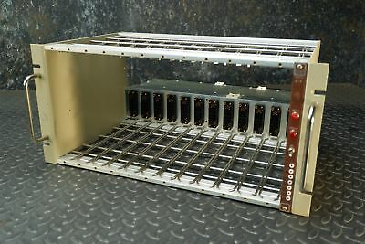 EG&G Ortec 4002A Power Supply / 4001C NIM BIN Chassis