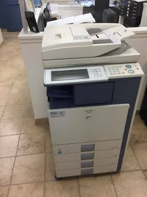 2007 Sharp MX-3501N Copier/Printer (Color)