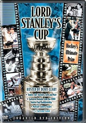 Used  Dvd - Lord Stanley's Cup - Enhanced Edition - Denis Leary