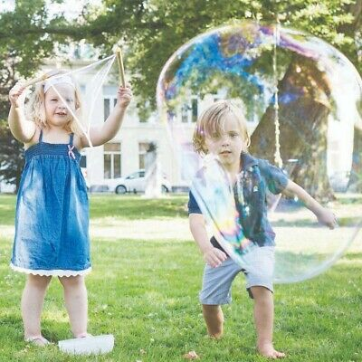 Bs Toys Xxxxl Bubbles Fun Outdoor Bubble Making Activity Game Toy *FREE DELIVERY