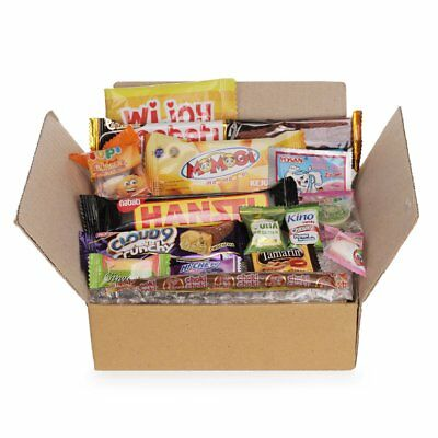 15pc DAGASHI C MIX SWEETS GIFT BOX SWEET HAMPER CANDY BIRTHDAY TREATS KIDS PARTY
