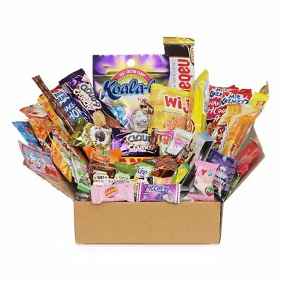 40pc DAGASHI C MIX SWEETS GIFT BOX SWEET HAMPER CANDY BIRTHDAY TREATS KIDS PARTY