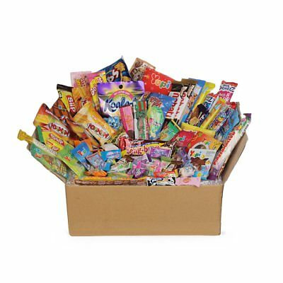 70pc DAGASHI C MIX SWEETS GIFT BOX SWEET HAMPER CANDY BIRTHDAY TREATS KIDS PARTY