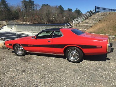 1974 Dodge Charger SURVIVOR UNRESTORED Rally Charger  440 Magnum BB Southern car, Only 208 Made