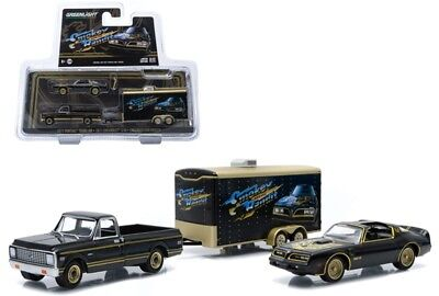 GreenLight 1:64 Hitch & Tow SMOKEY AND THE BANDIT Trailer Set Diecast Vehicles