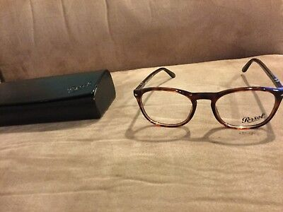 Persol eyeglasses with case 3007-V 24 52 19 145