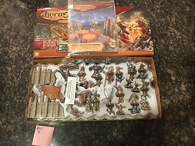 New Heroscape Master Set Rise of the Valkyrie Game