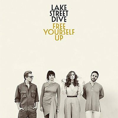 Lake Street Dive Cd - Free Yourself Up (2018) - New Unopened - Nonesuch