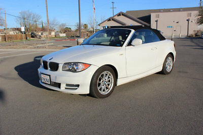 BMW 1 Series 128i 2010 BMW 128i Convertible