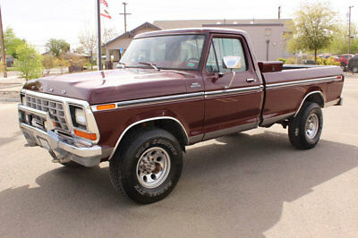 Ford F-250 Custom  1979 Ford F250 Custom 4X4 45000 Original Mile Survivor ZERO RUST!!!!!!!!!!!!
