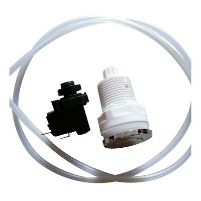 16A On Off Push Button Switch Jetted Whirlpool Jet For Bath Tub Spa Garbage G5L7