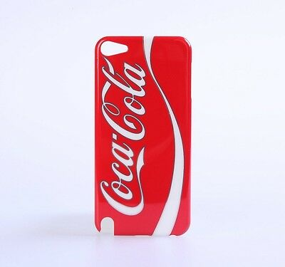 New Soda Red Coca Cola Hard Case Cover For Apple Ipod Touch 5 5Th 6Th Generation