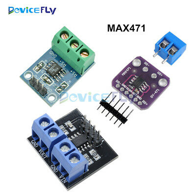 3A GY-MAX471 MAX471 Range Votage Current Sensor Professional Module For arduino
