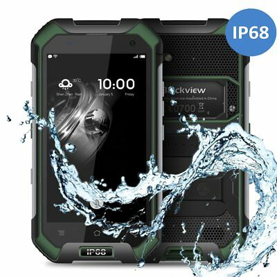 NFC 4G+ 4500mA OUTDOOR Handy Blackview BV6000 Smartphone Android 7.0 3+32GB 13MP