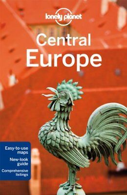 Lonely Planet Central Europe (Travel Guide) By Lonely Planet,Atkinson,Baker,Chr