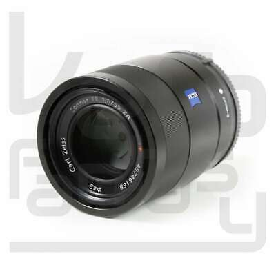 Genuino Sony Sonnar T* FE 55mm F1.8 ZA Full-frame E-mount Lens SEL55F18Z