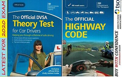 Driving Test Car Theory Book for 2019 & Latest Highway Code-ThryHw