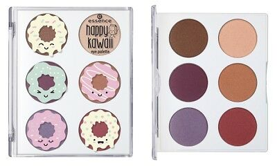 "ESSENCE LE ""Happy Kawaii"" eyeshadow palette (6 colours) NEU&OVP"