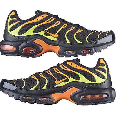 the latest c9282 7f2d7 NIKE AIR MAX PLUS Tn Tuned Air MENS PREMIUM SNEAKERS LIFESTYLE COMFY SHOES