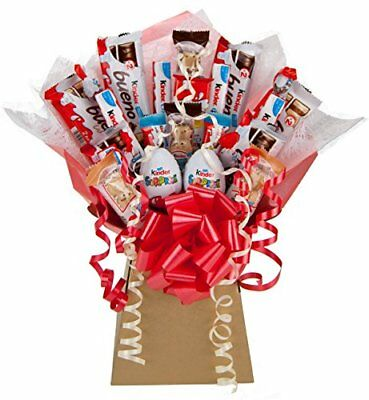 Kinder Large Chocolate Bouquet 25 Piece Tree Explosion Gift