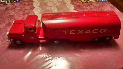 Toy Texaco Gasoline Tractor Trailer