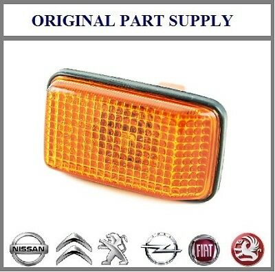 Nissan 200SX S13 Genuine Side Indicator Flasher Repeater Lamp Lense 26160D4002