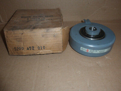 5200-452-010 Warner Electric NEW In Box Altra Bearing Mounted Clutch Coupling