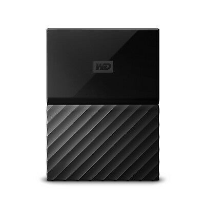 WD WDBYFT0030BBK-WESN My Passport 3 TB Portable Hard Drive and Auto Backup ... .