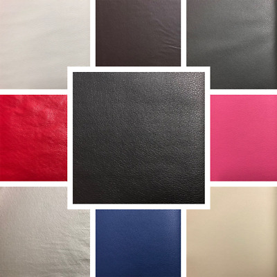 PVC Faux Leather Vinyl Fabric Upholstery Material High Quality Craft FR BS7177