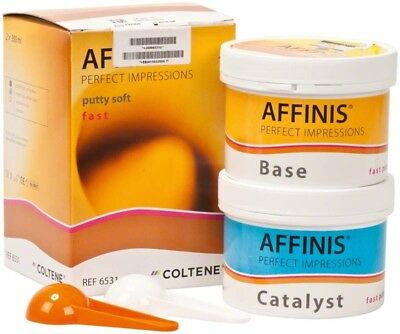 AFFINIS Perfect Impressions putty soft fast