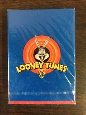 Looney Tunes Playing Cards Unopened 1998 Play By Play Toys Bugs Bunny Sealed