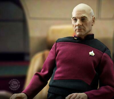 QMx Star Trek: TNG Picard 1:6 Scale Articulated Figure