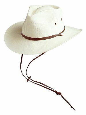 040422b1aa2 New Conner Hats Men s Outback Ranger Straw Mens Hat
