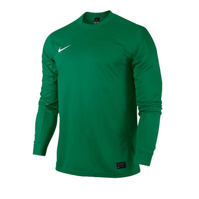 New Boys Youth Park VI Dri Fit Long Sleeve Jersey Track Top