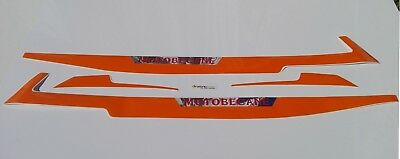 Motobecane Mobyx X1 stickers autocollants decals graphics adesivi aufkleber