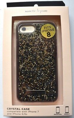 release date: a7fd2 d6e60 CRYSTAL NANETTE LEPORE iPhone case 6/6s , 7 , 8
