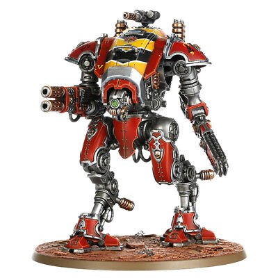 Armiger Warglaives | Imperial Knights | Forgebane | Warhammer 40k 2