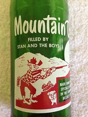 Mountain Dew Name Bottle  Stan And The Boys  Mt Dew  Mtn. Dew