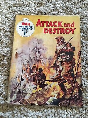 war picture library comics Issue 26