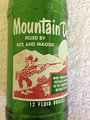 Mountain Dew Name Bottle  Pete And Maggie  Mt Dew  Mtn. Dew