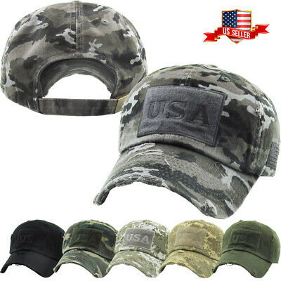 TACTICAL OPERATOR HAT Special Forces USA Flag Army Military Patch ... 281d486fec2