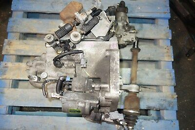 JDM Honda Civic D17A D15B AWD 4x4 5speed Manual Transmission SLT 2001-2005