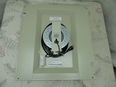RITTAL  SK079807 110V Vented Roof Fan Asembly NEW IN BOX 9962082 DK 7366 365CFM